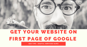 How to Get Your Website on First Page of Google?