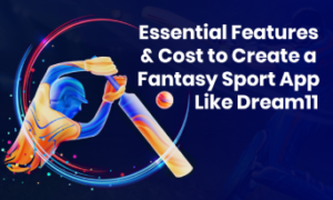 Essential features & cost to create a fantasy sports app like Dream11