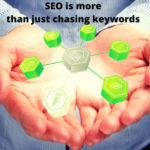 SEO is more than just chasing keywords