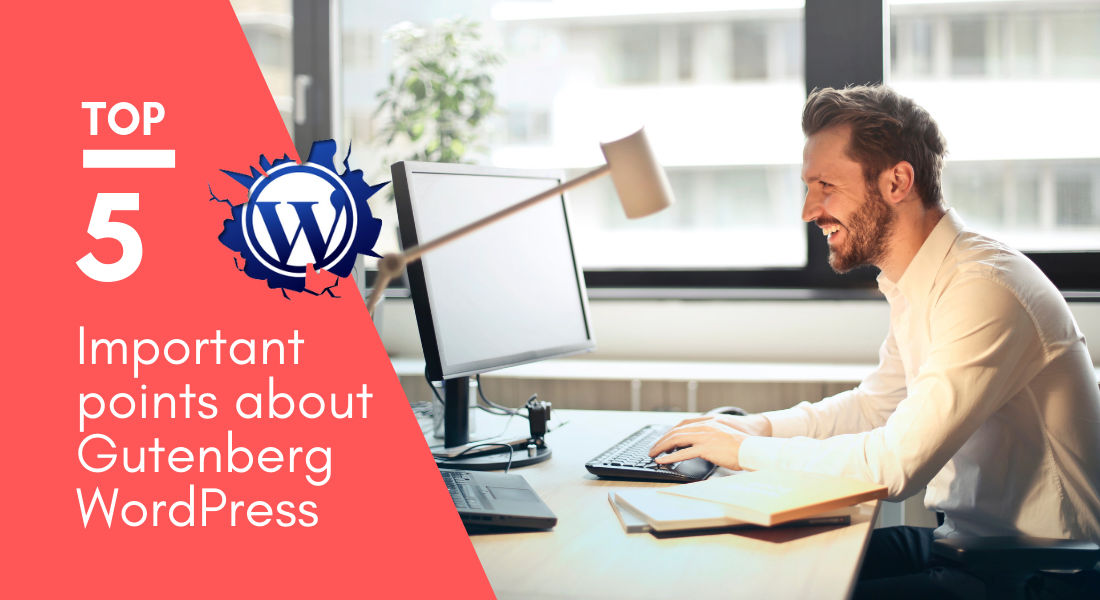 5 Important points about WordPress Gutenberg Editor