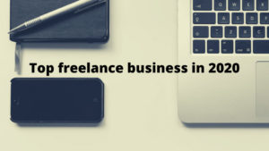 Top freelance business in 2020